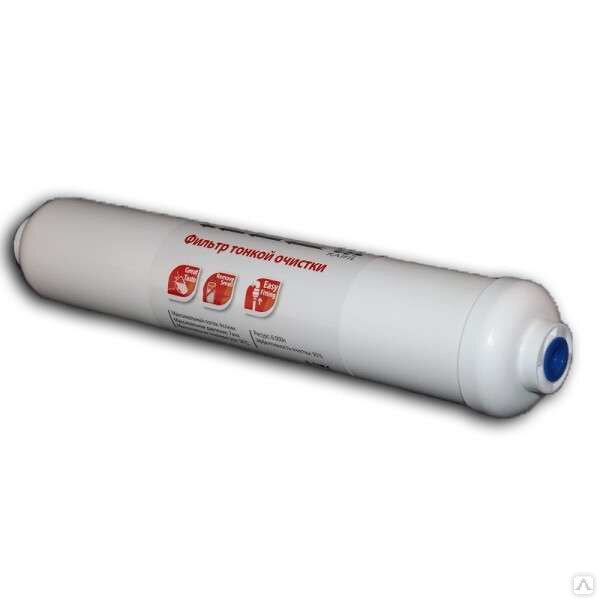 Постфильтр угольный Raifil IL-11W-C (резьбовое соединение)