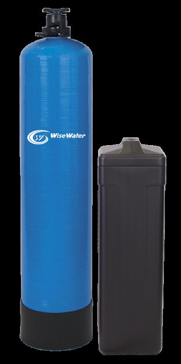 Система умягчения/обезжелезивания WWXM-844 BV