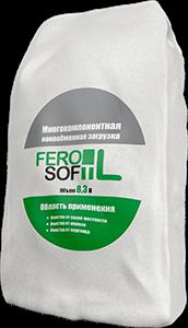 Загрузка многокомпонентная FeroSoft-L (8,33л, 6,7кг)
